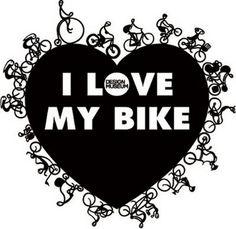 I love my Beachbike!