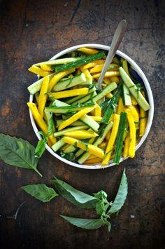 Mango-Cucmber Salad
