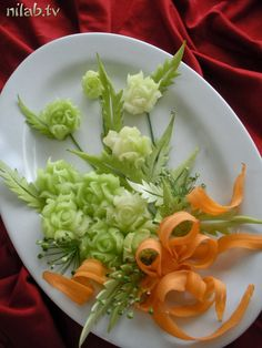 sheidaart: food decoration ideas