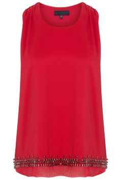 New at bastyan.co.uk | The Coco embellished top is now available in berry #fashion #Bastyan
