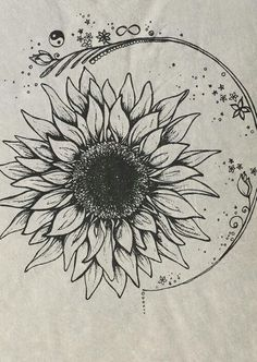 New tatt idea, this but with possibly a different flower... Most likely going with this one on my thigh!