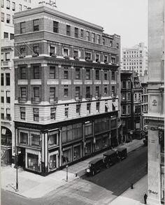 Street Scenes - June 1922, Fifth Ave N.E. Cor., 53rd St.(via MCNY)
