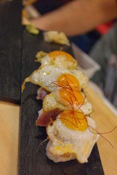 Restaurante nakeima,un dumpling bar muy canalla. Www.cocinandocondanielgardier.com