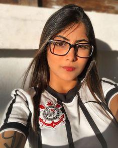Selfies, Brazilian Girls, Glasses, Beautiful, 1, Football, Cats, Fashion, Photo Tips