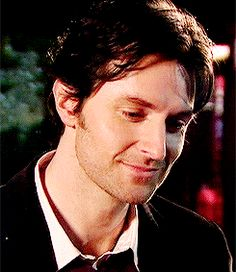 Richard Armitage as Harry Jasper Kennedy in The Vicar of Dibley (2006-2007) (gif)
