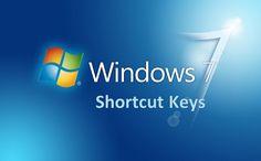 EHACKING TIPS AND TRICKS : Popular keyboard windows shortcuts