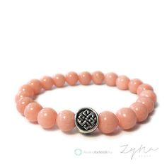 Kínai szerencsecsomó szimbólumos ásvány karkötők Beaded Bracelets, Jewelry, Jewlery, Jewels, Jewerly, Jewelery, Seed Bead Bracelets, Pearl Bracelet, Accessories