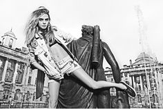 Cara Delevingne | Inspiration for Editorial Fashion Photographer Drew Denny #Cara #Delevingne