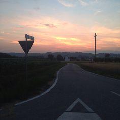 Road trip around North Italy.