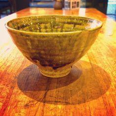 田中将則さん作織部飯碗田中将則さんのうつわ展は26日までです #織部 #織部下北沢店 #陶器 #器 #ceramics #pottery #clay #craft #handmade #oribe #tableware #porcelain