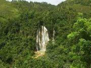 El Limon Waterfalls by Horseback Adult Price: $65.00   Discover the Dominican Republic as Columbus did all those years ago and head off the beaten track on horseback to the breathtaking El Limon Waterfalls for a refreshing swim and cool off in the natural Dominican spring waters. Lunch included. https://www.therealdr.com/book-samana-tours/el-limon-waterfalls-by-horseback.html