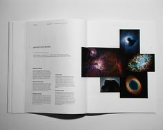 The Universe on Behance