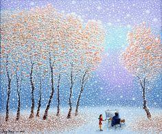 зимние пейзажи – 3 - 11