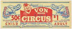 ART & INSPIRATION: Running Away To Join The Circus
