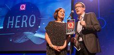 New Order at the Xperia Access Q Awards