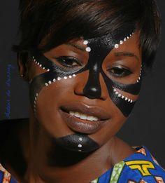 new zealand tribal makeup - Google Search