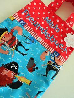 ♥  Mein Freundebuch ♥  Tasche