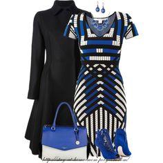 """Diane VonFurstenberg Dress"" by stay-at-home-mom on Polyvore"