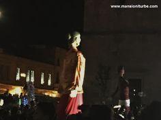 """Mojigandas de Pátzcuaro en K'unichekua """"La Fiesta Grande de Michoacán"""" en la Plaza Valladolid en Morelia"""