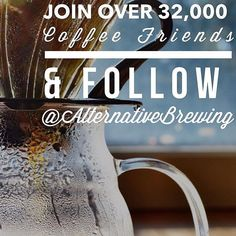 Join our 35000 coffee friends & Follow @alternativebrewing for more brewing methods coffee tips tricks & more!  by @six_impossiblethings  @alternativebrewing  @alternativebrewing  @alternativebrewing  @alternativebrewing by originalaeropress