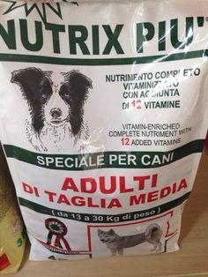 Mangime Completo Cani Adulti Nutrix Più http://www.ebay.it/itm/Mangime-Completo-Cani-Adulti-Nutrix-Piu-/281461442713?pt=IT_Stanza&hash=item418868c899