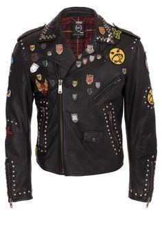 McQ punk biker jacket