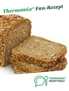 Einfaches, leicht zu backendes Vollkornbrot von dirkddi. Ein Thermomix ® Rezept aus der Kategorie Brot & Brötchen auf www.rezeptwelt.de, der Thermomix ® Community.