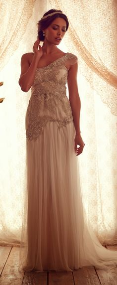 Anna Campbell 2013 Gossamer Collection - Part 2 - Belle the Magazine . The Wedding Blog For The Sophisticated Bride