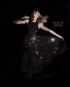 Like we're made of starlight, starlight...
