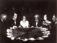 A group of practicing spiritualist who inspire me to create members of the Order of The Clove in my script.