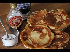 Pancakes express - La Recette