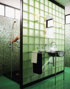 boxdoccia02 | Interiors | Gallery Gallery | Seves glassblock