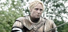 Game of Thrones: Um seriado de mulheres fortes - Brienne de Tarth