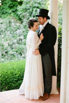Regency Era Wedding! This would be cool.