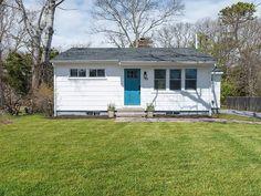 32 Hampton Rd, Hampton Bays, NY 11946 | MLS #357755 | Zillow Farm Sink, Bays, Ship Lap Walls, Exposed Brick, Large Windows, Ocean Beach, Tile Design, Brick Wall, Open House