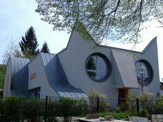Tomi Ungerer-designed kindergarten