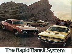 Plymouth's 1972 Rapid Transit System