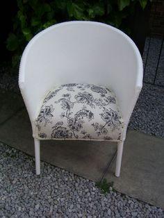 Vintage Lloyd Loom Chair shabby chic | eBay