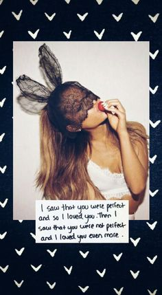✅ Wallpaper Lockscreen Ariana Grande (lyrics)