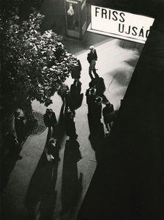 Kinszki Imre (1901-1945): Friss újság, 1935 k. (*)