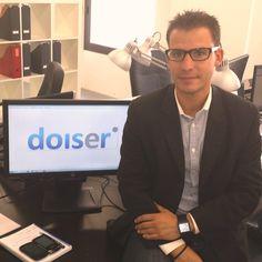 Esta semana se une a nuestro equipo David Torra, que realizará tareas de Key Account Manager. ¡Bienvenido! : )