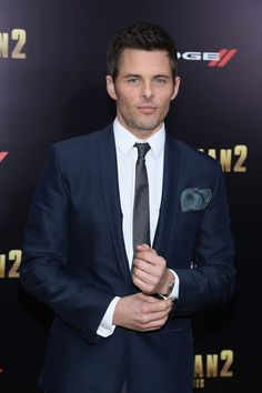 James Marsden - 'Anchorman 2: The Legend Continues' Premieres in NYC — Part 3