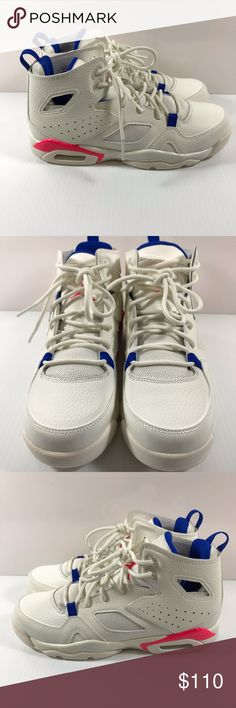 02c1e42d09f356 Jordan Flight Club  91 (GS) 555472-125 Sz 6Y Jordan Flight Club