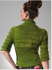 This design was a featured KAL at Lion Brand and is currently available from the website. (free registration required)