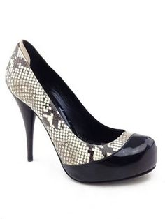#fendi #black #patent #snakeskin #shoes #shoesoftheday #shoeporn #fashion #sexy