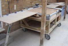 MFT Outfeed Table