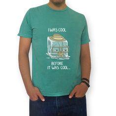 Camiseta Hipster de @spookylili | Colab55