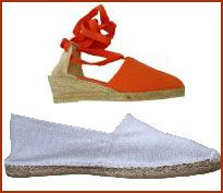Things of the past ( 70's, 80's, 90's ) - Dingen van vroeger ( 70's, 80's, 90's ) ( Espadrilles )