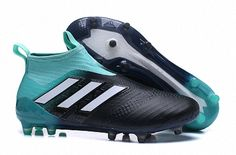 cheap for discount 489ca 603b7 2018 FIFA World Cup Men Adidas Ace 17+ Purecontrol FG Energy Aqua White Legend  Ink