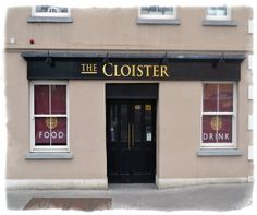 Cloister Ennis - Click pub photo image above to purchase your #Pubs of #Ireland Photo Print with PayPal. You do not need a PayPal account to purchase photo. Pubs of Ireland photos are perfect to display in any sitting room, family room, or den to celebrate a family's Irish heritage. $9.00 (plus $5 shipping & handling in USA)